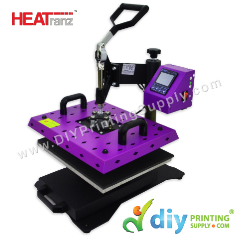 Digital Combo Heat Press Machine For Gift Printing Business (Europe)