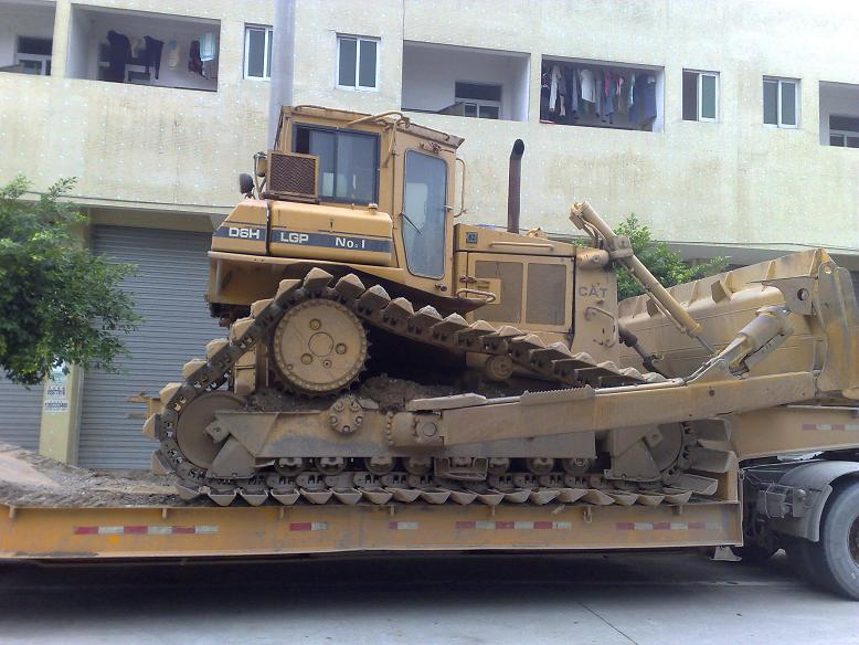 Cat D6H, used bulldozer, Caterpillar