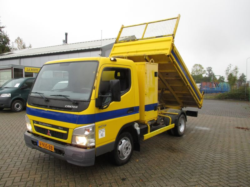 USED Mitsubishi Canter 35C13 tipper (LHD), 7134