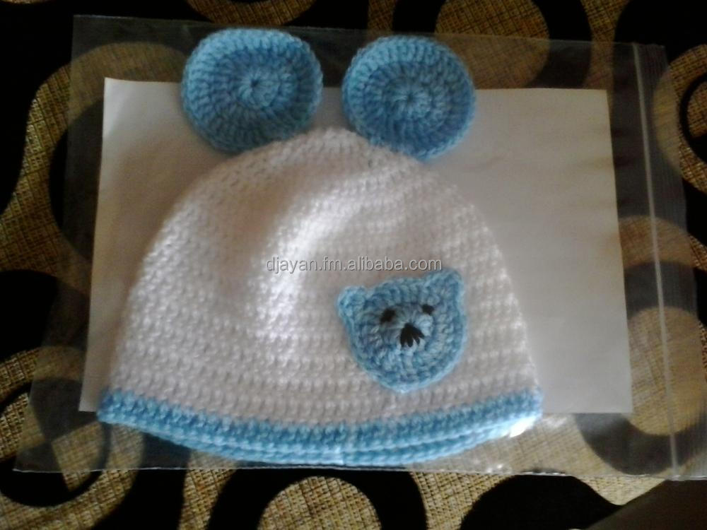 hand made wool baby garment
