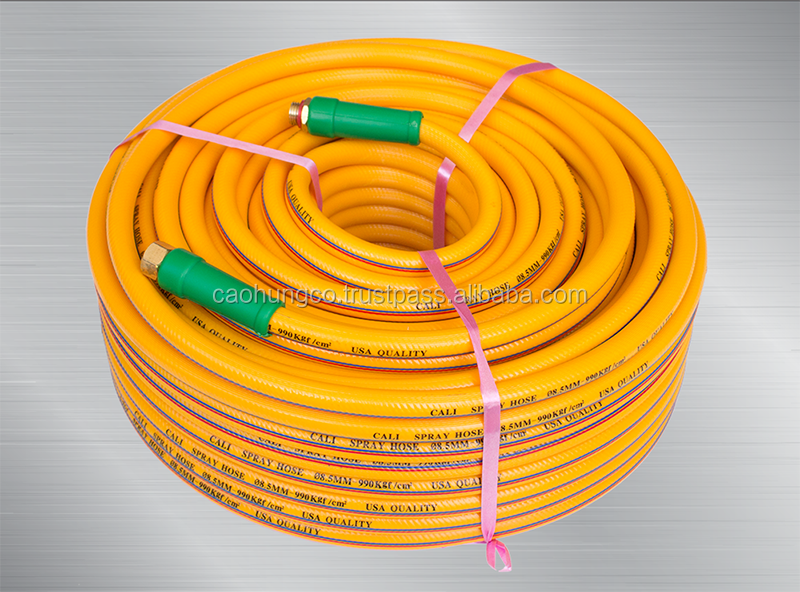 HIGH PRESSURE SPRAY HOSE 8.5MM x 50M CALI