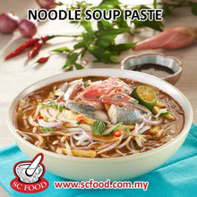 Noodle Soup Base - Curry Mee, Laksa, Asam Laksa, Mee Rebus, Prawn Noodles, etc