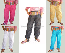 Indian Cotton Pajamas Women Trousers