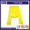 Custom colors size disposable plastic shopping bag