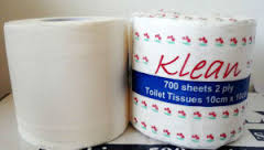 Individual PaCKing toilet paper hot sale in USA market