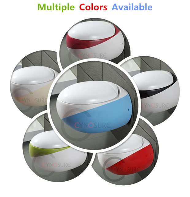 EGG SHAPE! BUY 5 GET 1 FREE! FOR SALE! CE APPROVED! Colorful Classic Toilet Wall Mounted Toilet for wholesale/OEM/project