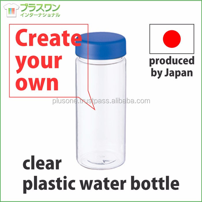 Lightweight and Convenient storage container homes clear plastic water bottle for multipurpose(picnic,save, gift) OEM available