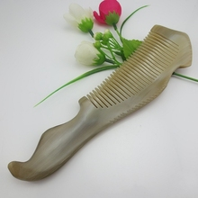 buffalo and ox horn comb black,brown stylish and latest design with folding for cool guys indian manufacturer and supplier