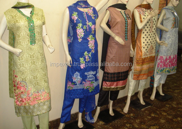 Ladies readymade suits in Lahore / embroidery designs salwar kameez in Lahore