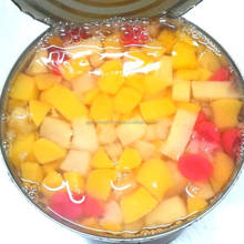 Viet Nam Canned Fruit Cocktail