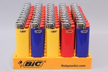 Cheap BIC lighters, kitchen lighter with customized logo or color FROM FRANCE