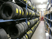 Used car tires from Germany