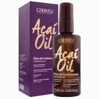 Acai Berry Oil natural skin and hair care for anti-aging
