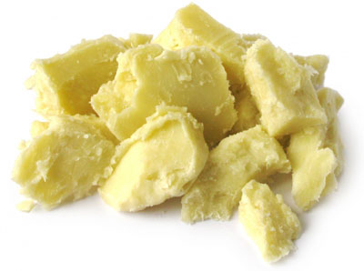 Good raw shea butter in cosmetic raw material