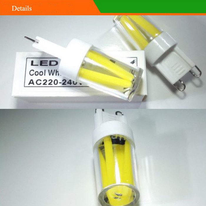 G4 LED Reading Light 1W 90-110Lumen cob LED Warm White Bulb Lamp 12V 24V AC g4 led 12v