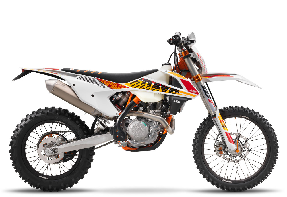 WHOLESALE FOR KTM Enduro 450 EXC-F Six Days 2017 ( 450cc DIRT BIKE )