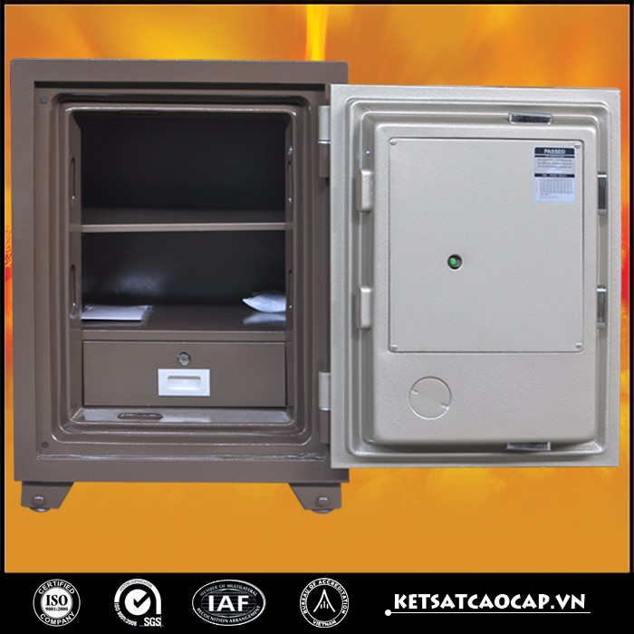 2017 new products metal jewelry deposit safes for homes fireproof - KS140 EV