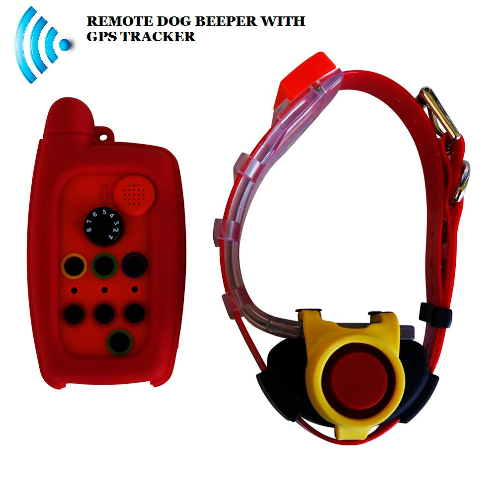 beeper collar +gps tracker without sim card