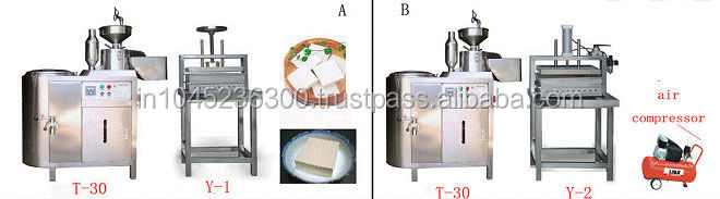 Soya Bean Products Machinery Tofu Soy Milk Making Equipment(Y-2)