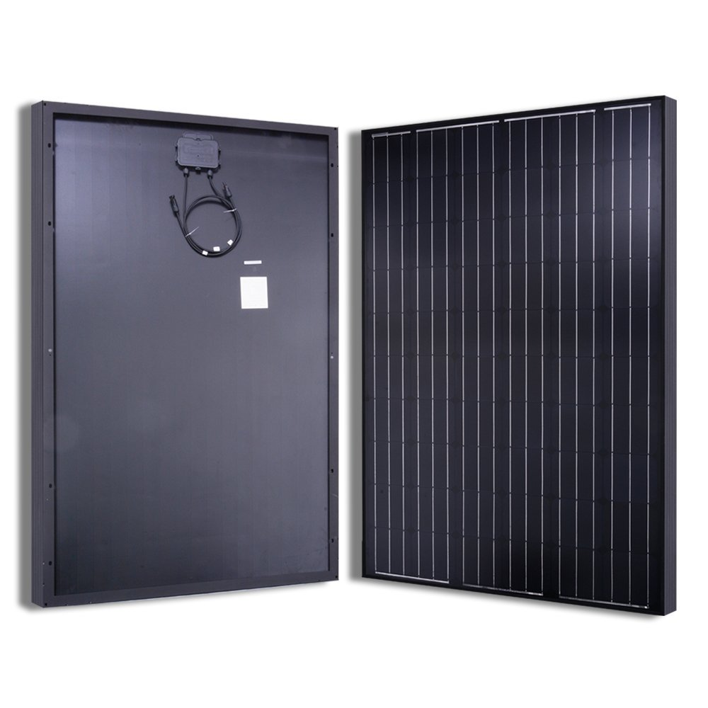 250 Watts 24 Volts Monocrystalline Solar Panel