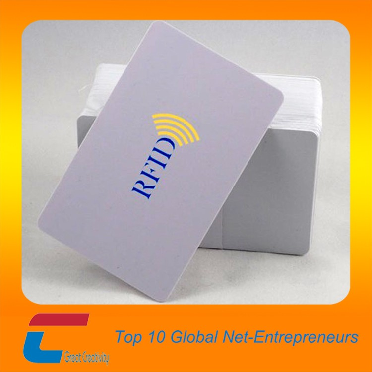 free sample Rfid smart card/rfid playing cards/manufacture smart card