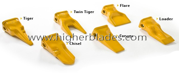 Excavator Bucket Teeth Replacement : Excavator replacement parts bucket teeth for mini