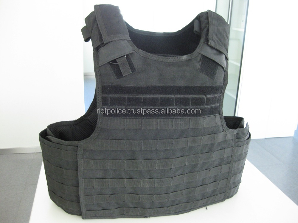 Military Modular CONDOR XPC Tactical Bulletproof Vest With Quick Release System BPV-T001 body armor