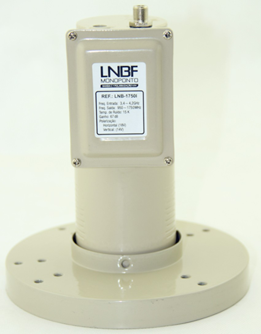 2017 new high gain C Band LNB LNBF L.O. frequency 5150mhz
