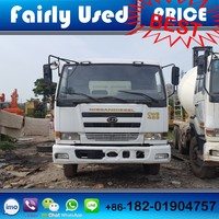 Good condition used NIssan UD Dump Truck of Japan Nissan UD Dump Truck original Nissan UD used Dump Truck for sale