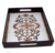 WHOLESALE WOODEN DECORATION RECTANGLE SERVING TRAY
