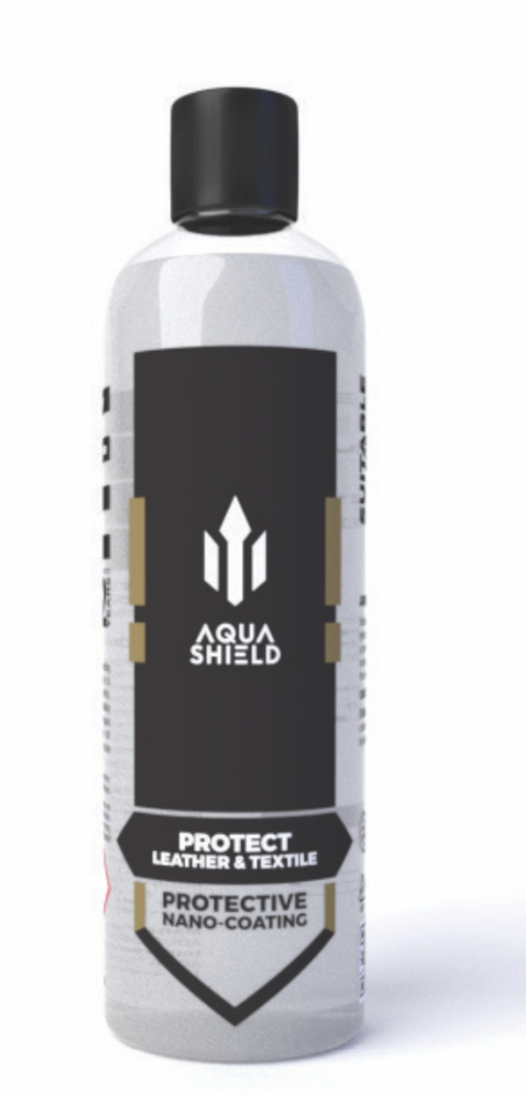 AQUASHIELD LEATHER & TEXTILE PROTECT