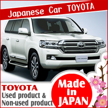 Durable and reliable Japanese used toyota hiace diesel van cars toyota with multiple functions made in Japan