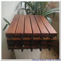 Wooden Floor tile from Vietnam, Durable, water-resistant 6,8,12 slats