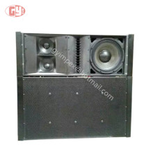 Xlc127 professional audio 3 way 12 inch line array speaker