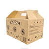 Accept Custom Order Corrugated Carton Box Manufacturing