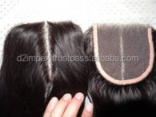 Hot new brazilian hair natural wavy silk top lace closure