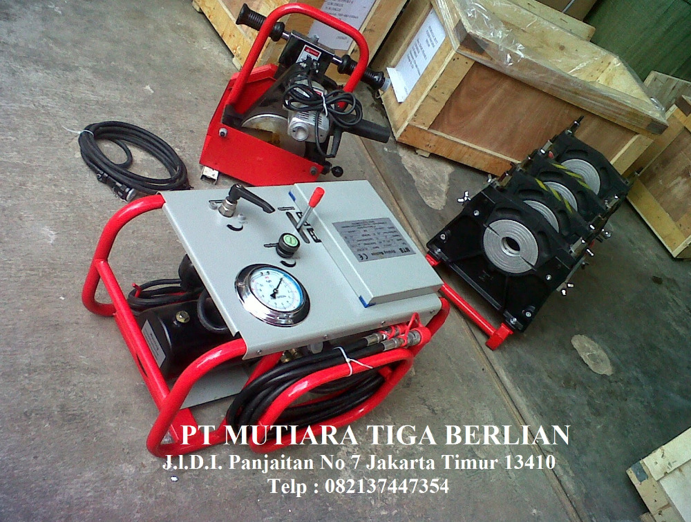 Welding Machine for HDPE Pipe
