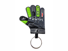 wholesale Mini soccer gloves customized keychains hot seller 2017 at cheap rates