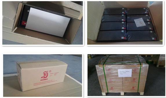 6v 1.3ah Entry-Exit equipment system sealed type lead acid battery POS battery