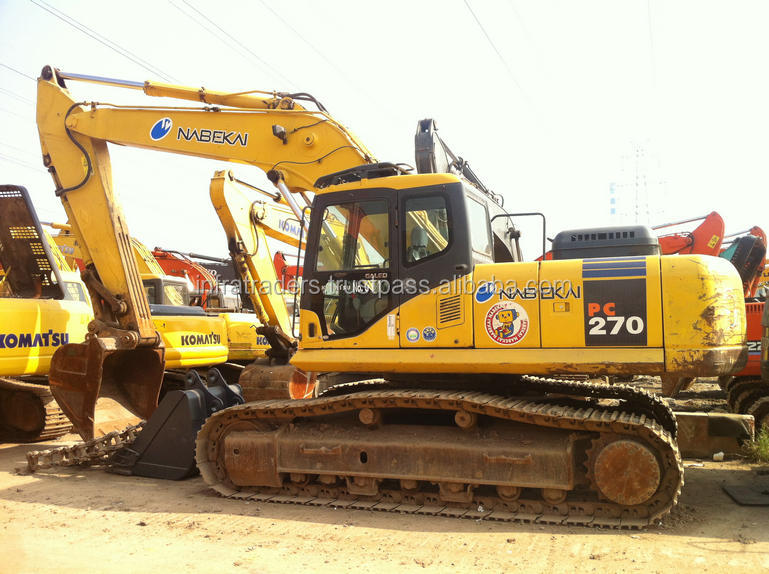 new excavator caterpillar price,hyundai 210 excavator,new excavator komatsu pc270 price,used komatsu pc270-7 pc270-8 pc270-6