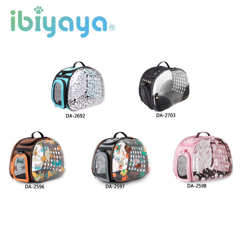 Ibiyaya Transparent Hardcase Carrier