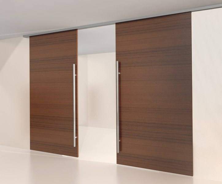 PLYWOOD DOORS HP LAMINATED (GREENLAM)