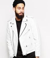 Double Face Leather Fashion Jacket