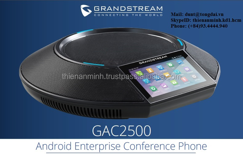 GAC2500 Android Enterprise Conference Phone - Grandstream