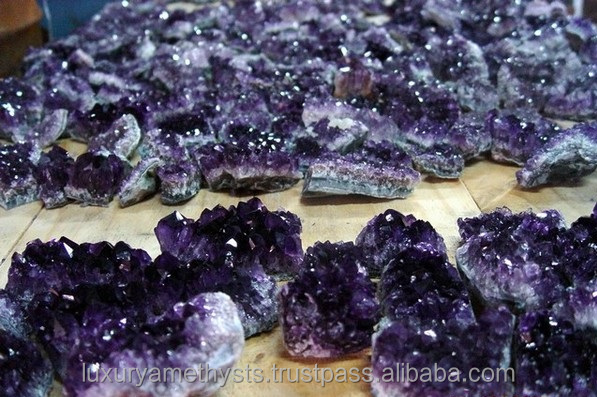 Amethyst cluster. Uruguay. BEST QUALITY