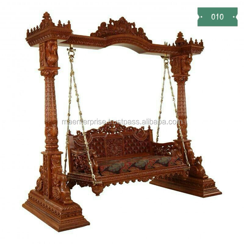 Indoor Indian Antique Swing