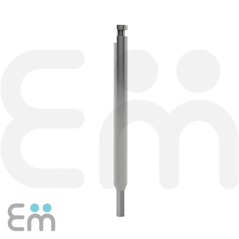 Long Hex Drivers 1.25mm Low Speed -Latch Type for Abutment / Screw(Dental Implant / Implants Tool)