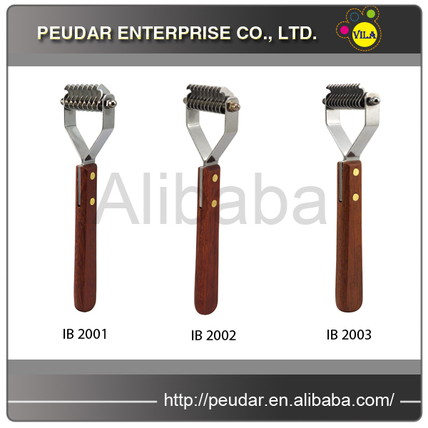 Aluminum Handle Dog Grooming Brush Dog Grooming