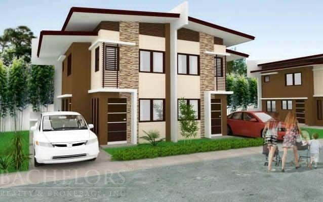 Almiya Resort Residences - Venya Duplex House and lot model