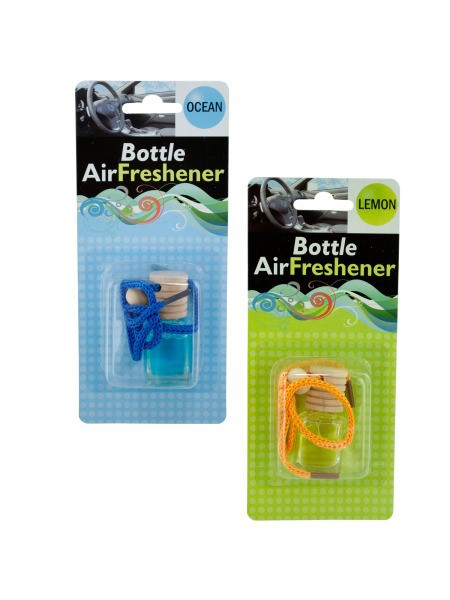 Glass Bottle Air Freshener